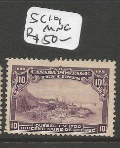Canada SC 101 MNG (7cmn)
