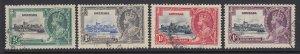 Grenada, Scott 124-127 (SG 145-148), used