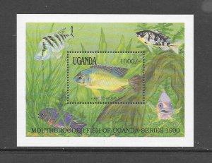 FISH - UGANDA #867  MNH