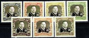 Tonga #1232-8 MNH CV $12.05 (X1465)