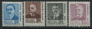 Brazil partial set mint o.g. hinged