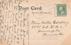United States Minnesota Glen 1911 4b-bar  1899-1954  PC.