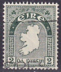 Ireland #109  F-VF Used (V4738)