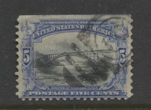 STAMP STATION PERTH US. #297 Used