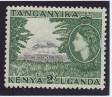 Kenya Uganda Tanganyika SG 177a  Mint  Hinged