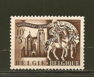 Belgium B360 Semi Postal Mint No Gum