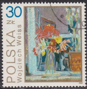 Poland 2941 Wojciech Weiss 1989