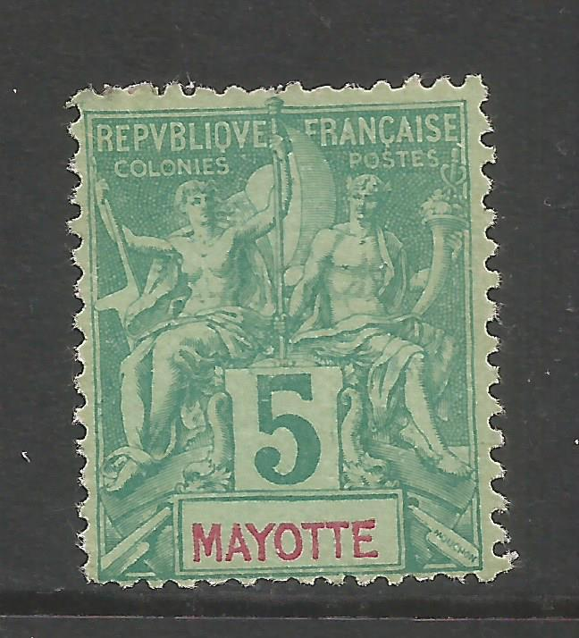MAYOTTE 4 MNG THIN Z7242