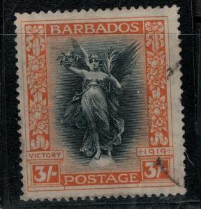 Barbados 1920 SC 150 Used SVC$ 100.00