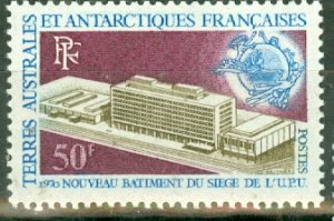 French Southern and Antarctic Territiories 36 mint CV $40