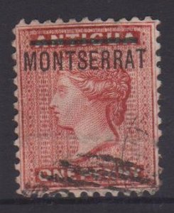 Montserrat Sc#6 Used