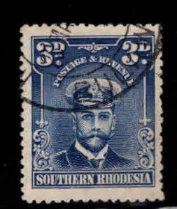 Southern Rhodesia Scott 5 Used 1924 KGV issue