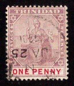Trinidad Scott 77 Used.