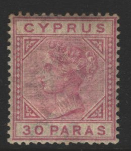 Cyprus Sc#20a Used