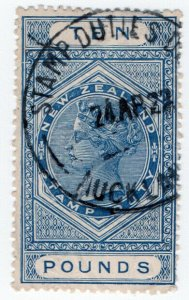 (I.B) New Zealand Revenue : Stamp Duty £10