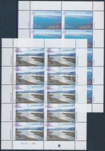Armenia stamp Europa CEPT minisheet set 2001 MNH Mi 431-432 A WS221822