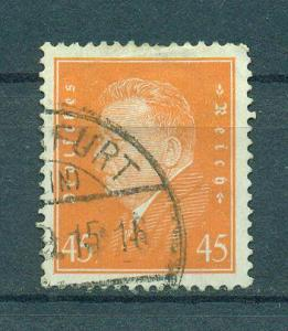 Germany sc# 380 used cat value $3.00