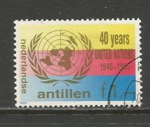Netherlands Antilles   #535  Used  (1985)  c.v. $1.00