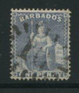 Barbados #14 Used
