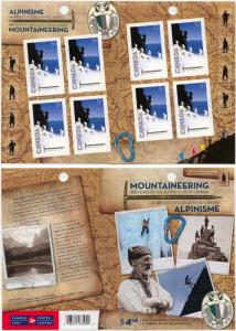 Canada - 2006 Mountaineering Booklet #BK332
