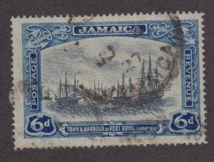 Jamaica 95  Port Royal Harbour 1922