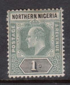 Northern Nigeria #25 VF Mint