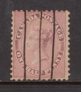 Canada #11 Very Fine Used **With Certificate**