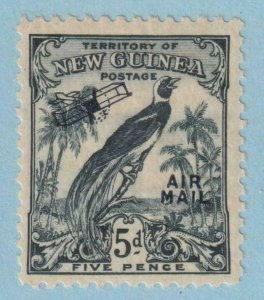 NEW GUINEA C36 AIRMAIL  MINT HINGED OG * NO FAULTS EXTRA FINE !