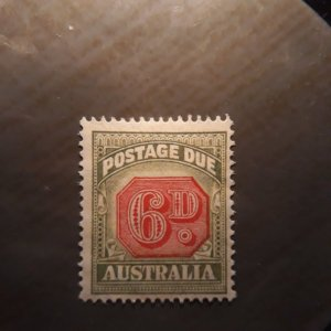 Australia  J69  1938   postage due  VF  LH