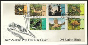 New Zealand First Day Cover [7778]