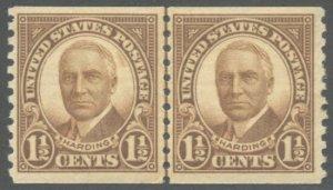 US Scott #686LP Mint, VF, Hinged