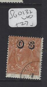 AUSTRALIA  (PP2607B)   KGV  OS  SG O132   VFU