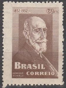 Brazil  #718  F-VF Unused   (K1372)