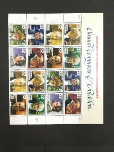 MOMEN: US STAMPS #32c SHEET MINT OG NH LOT #51812