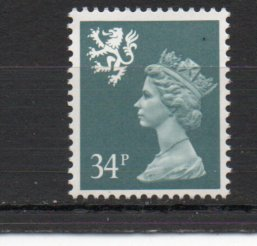 Great Britain - Scotland SMH59 MNH