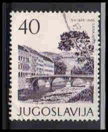 Yugoslavia CTO NH Very Fine ZA5540