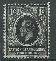 East Africa & Uganda SG 44 Used