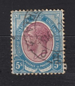 J28422 1913-24 south africa used #14 king