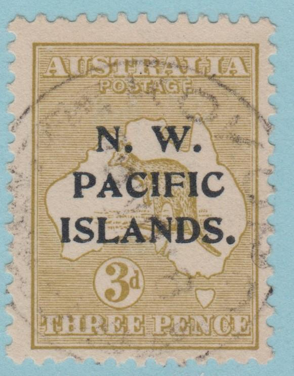 North West Pacific Islands 35 Mint Hinged OG * - No Faults Very Fine!!!