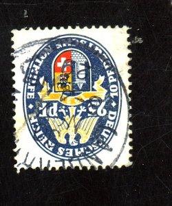 GERMANY #B31 USED FVF SEALED TEAR Cat $45
