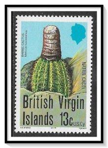 Virgin Islands #352 Native Cacti MNH