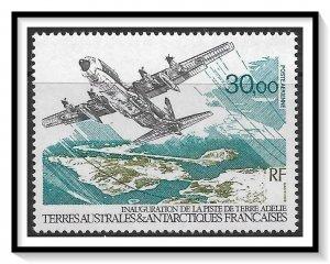 FSAT #C127 Airmail MNH