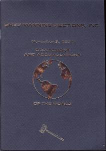 Manning:    Collections And Accumulations Of The World, M...
