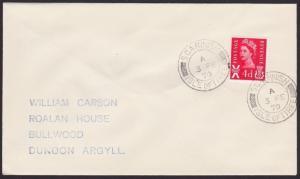 GB SCOTLAND 1970 SCARINISH / ISLE OF TIREE cds..............................1176