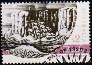 Australia. 2007 $2 Fine Used