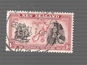 New Zealand 1940 - U - Scott #230