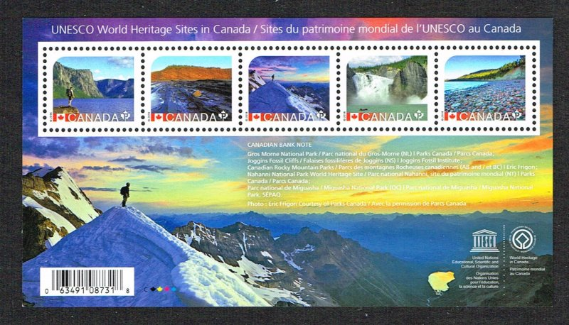 Canada MNH Scott 2718