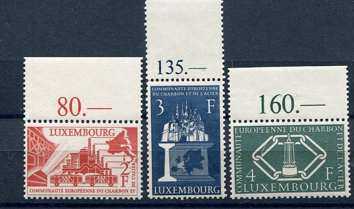 Luxembourg #314 - 17 Mint VF NH