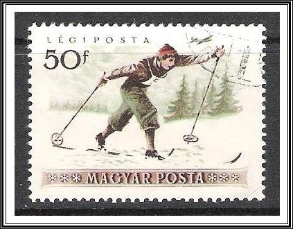 Hungary #C159 Airmail Used