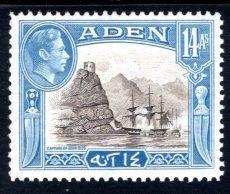 Aden #23A, unused, CV $3.75  .....   0020027